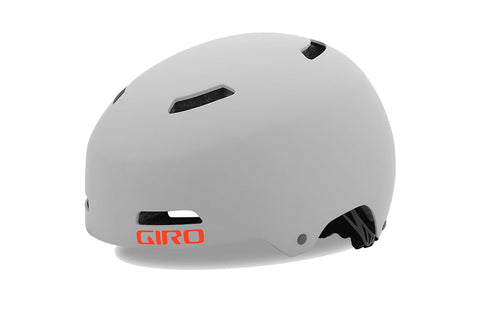 GIRO Quarter FS Helmet Grey - Large