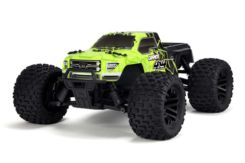 Arrma Granite 4x4 Mega Brushed Monster Truck Green
