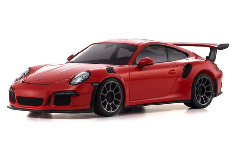 Kyosho Mini-Z RWD Porsche 911 GT3 Orange