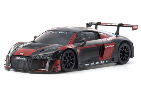 Kyosho Mini-Z RWD Audi R8 LMS 2015 Black/Red