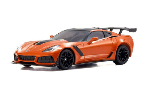 Kyosho Mini-Z RWD Chevrolet ZR1 Sebring Orange
