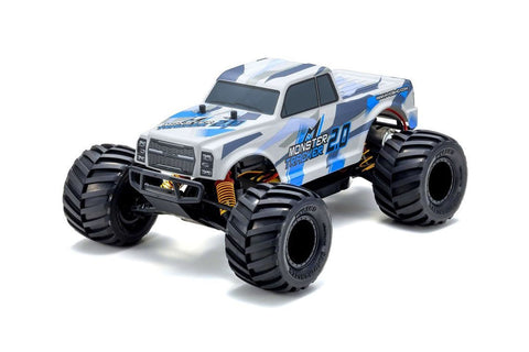 Kyosho 1/10 Monster Tracker Truck 2.0 RTR Blue