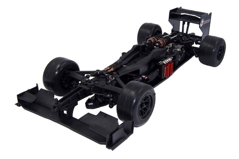 3Racing Sakura FGX2018 1/10 F1 Car Kit - Clear