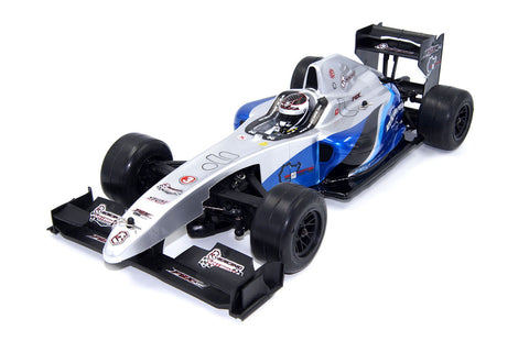 3Racing Sakura FGX2018 1/10 F1 Car Kit - Blue