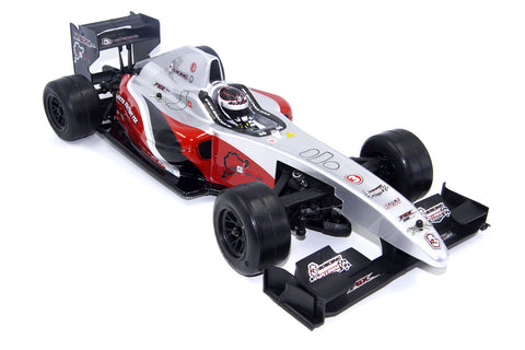 3Racing Sakura FGX2018 1/10 F1 Car Kit - Red