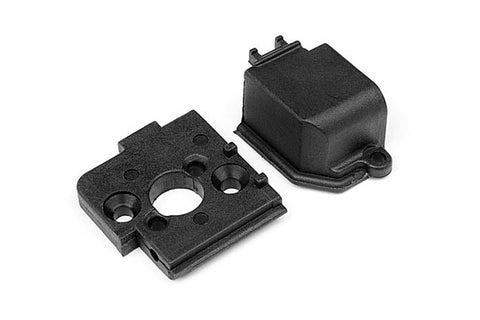 Maverick Ion Motor Mount and Gear Cover 1Pc