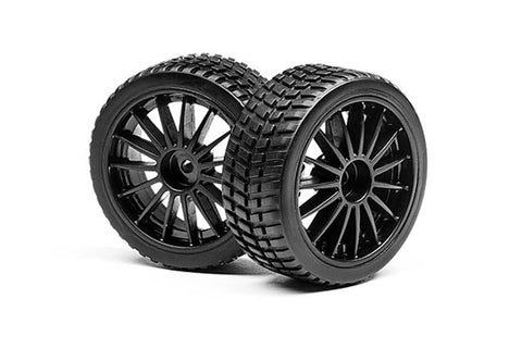 Maverick Ion Rx Rally Wheels And Tires