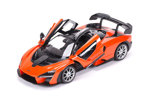 Rastar 1/14 Mclaren Senna Orange