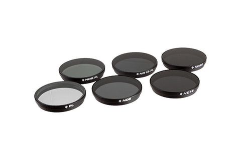 Polar Pro Zenmuse X3 Filters 6 Pack