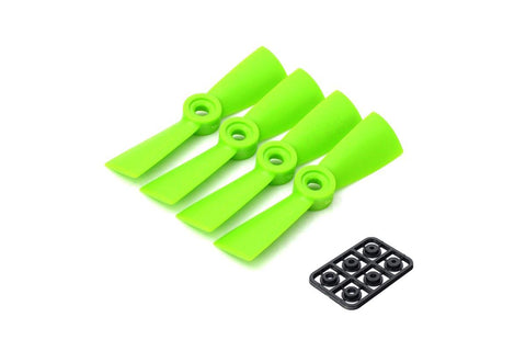 Diatone 3045 Bull Nosed Propellers Green 8pcs