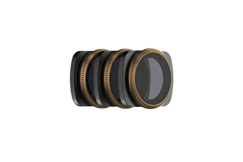 PolarPro Osmo Pocket Cinema Series Vivid Filters 3 Pack