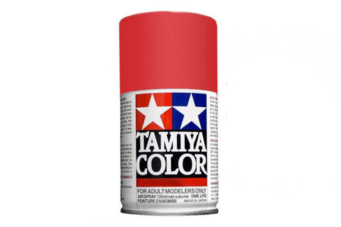 Tamiya Polycarbonate Spray Paint 100ml Red PS-2