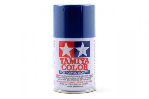 Tamiya Polycarbonate Spray Paint 100ml Blue PS-4
