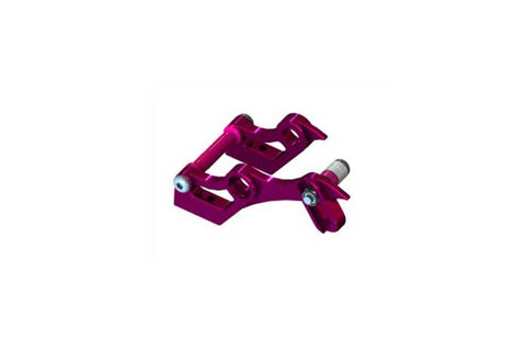 3Racing Sakura D3 Aluminum Rear Bulkhead Housing V2