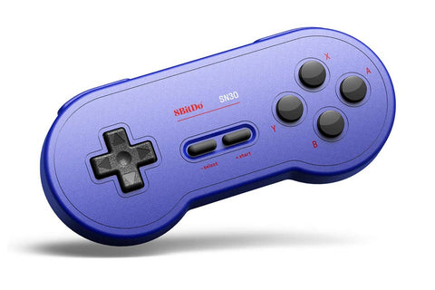 8Bitdo SN30 GP Bluetooth Gaming Controller - Blue