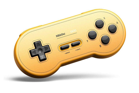 8Bitdo SN30 GP Bluetooth Gaming Controller - Yellow