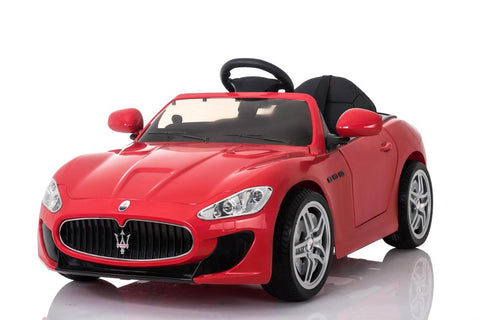 Maserati Ride On Car - Red