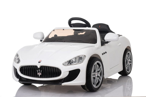 Maserati Ride On Car - White