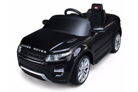 Range Rover Evoque Ride on Car - Black