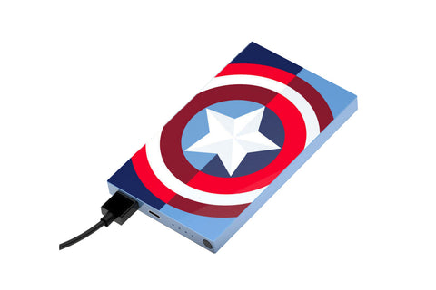 Tribe Captain America Power Bank