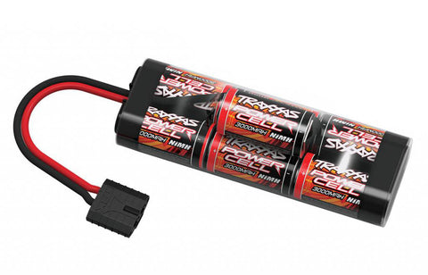 Traxxas 8.4V 3000mah NiMH Battery ID Connector - TRX