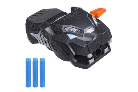 Nerf Marvel Assembler Gear Black Panther Set