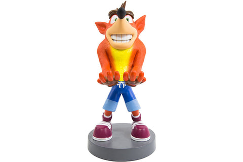 Cable Guys Crash Bandicoot Collectable Device Holder