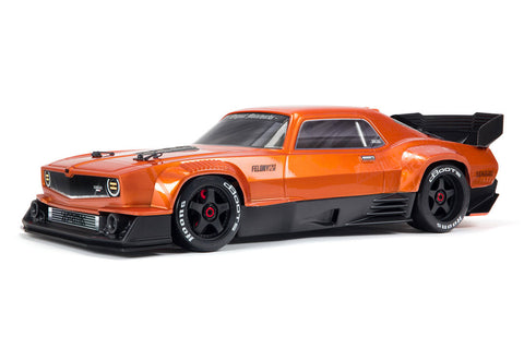 Arrma Felony 6S BLX 1/7 RTR - Orange