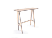 Caramba Standing Desk, Large w/ Wood Top