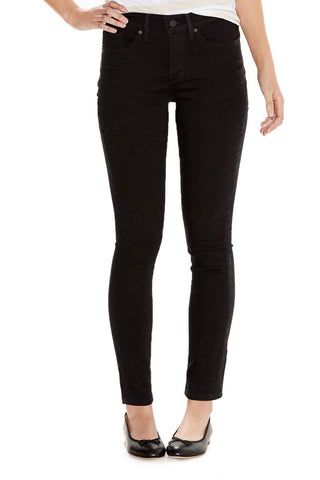 Levi's 311 Shaping Skinny Black Jeans