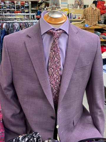 Jack Victor Sports Jacket Lavender