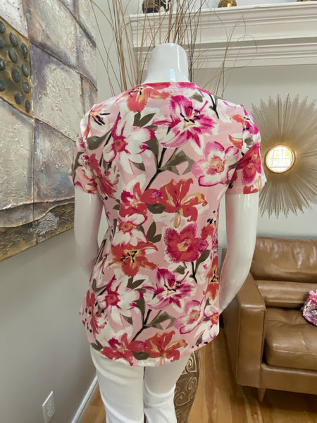 Pure Essence Floral T-shirt