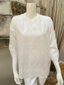 FDJ White Blouse