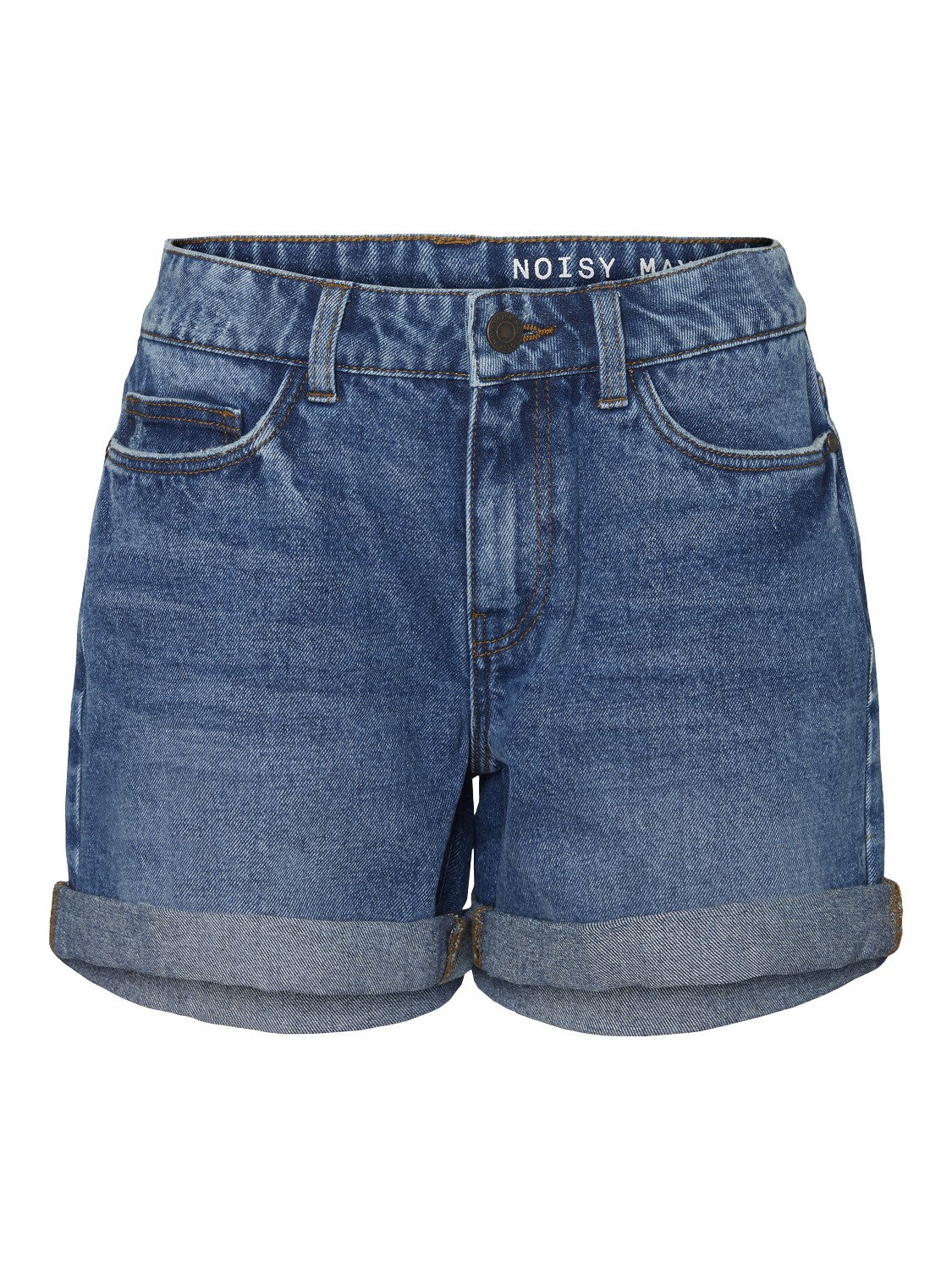 NMSMILEY SHORTS BLUE