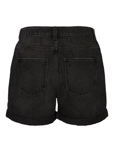 NMSMILEY SHORTS BLACK