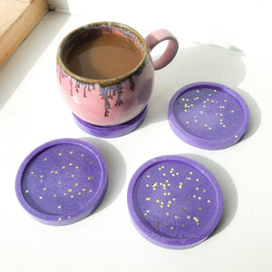 Lumpy Space Princess Coasters