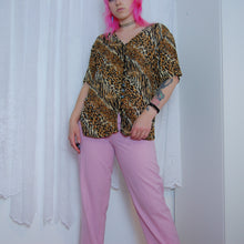 Load image into Gallery viewer, Animal Print Shirt