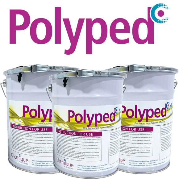 Polyped Access Flooring Adhesives