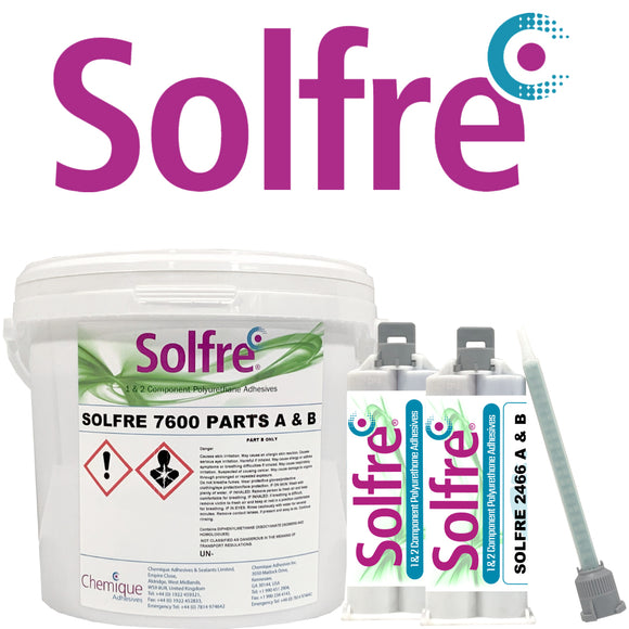 Solfre Solvent-Free Polyurethane Adhesives