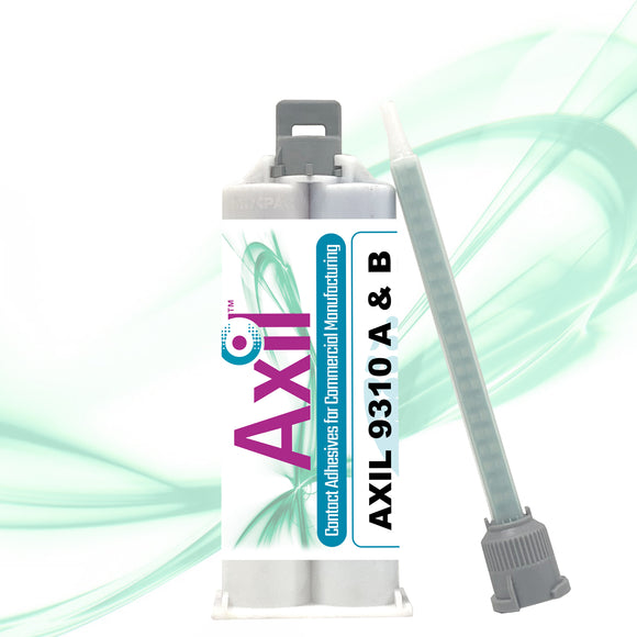 Axil 9310 Two-Component Methacrylate Structural Adhesive_50ML CARTRIDGES