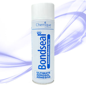Bondseal Ultimate Aerosol Adhesive - Performance-Grade Aerosol Spray