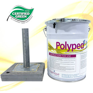 Polyped Access Flooring Adhesive - 1 BUCKET