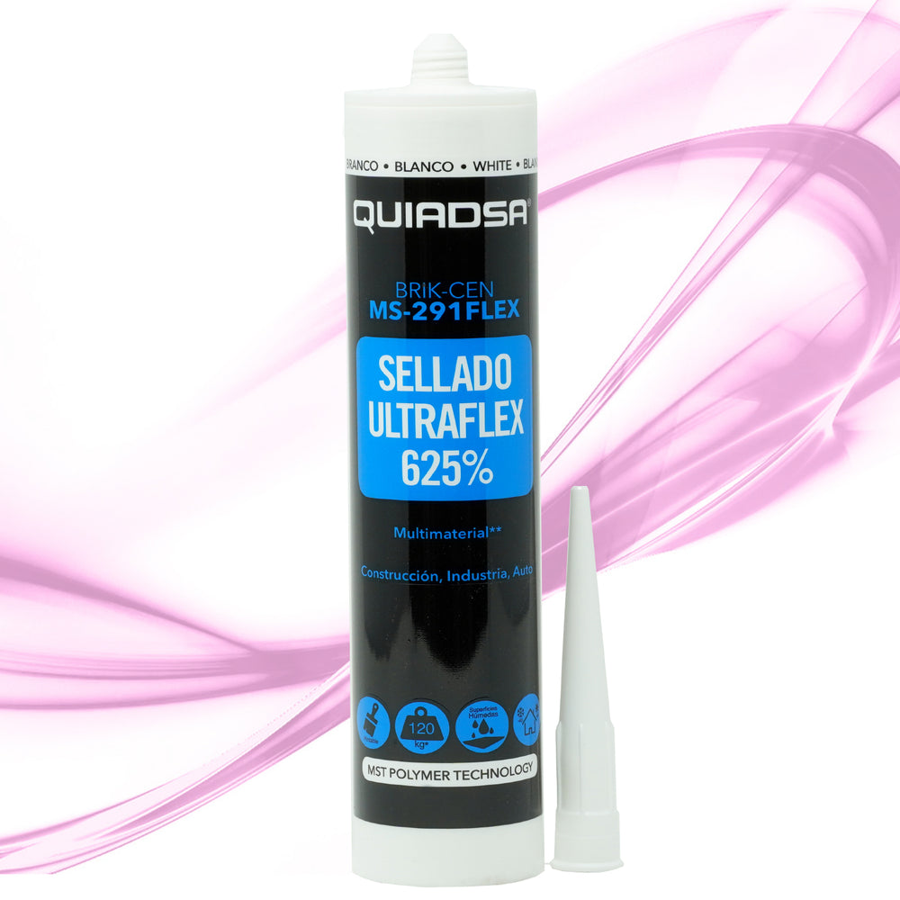Load image into Gallery viewer, Quiadsa MS-291 Ultraflex Construction Adhesive and Sealant - WHITE