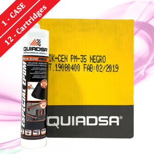 Quiadsa PM-35 EPDM Adhesive and Sealant - BLACK