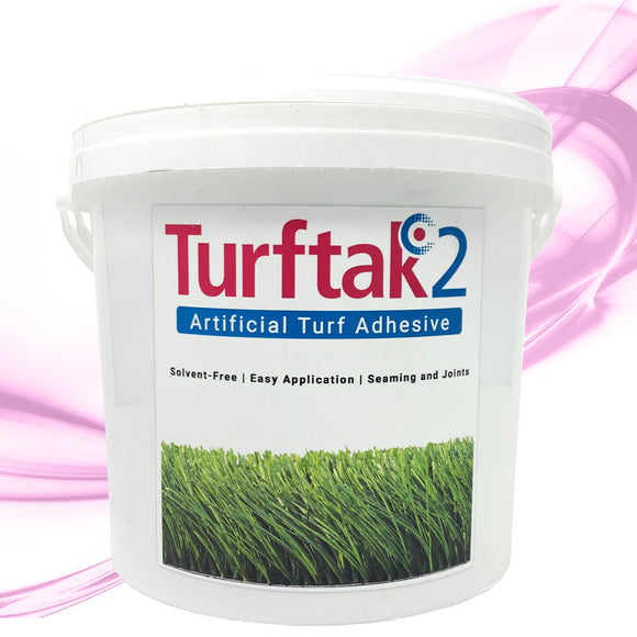 Turftak2 Artificial Turf Adhesive 14lb Kit - Two Part Turf Adhesive - 1 BUCKET