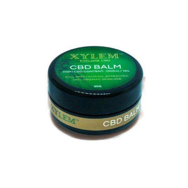 XYLEM CBD Balm Full Spectrum 1000MG 10% - ActivelyCBD