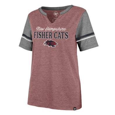 New Hampshire Fisher Cats Match Notch Tee