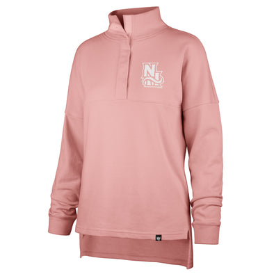 New Hampshire Fisher Cats Pink Boca Pullover