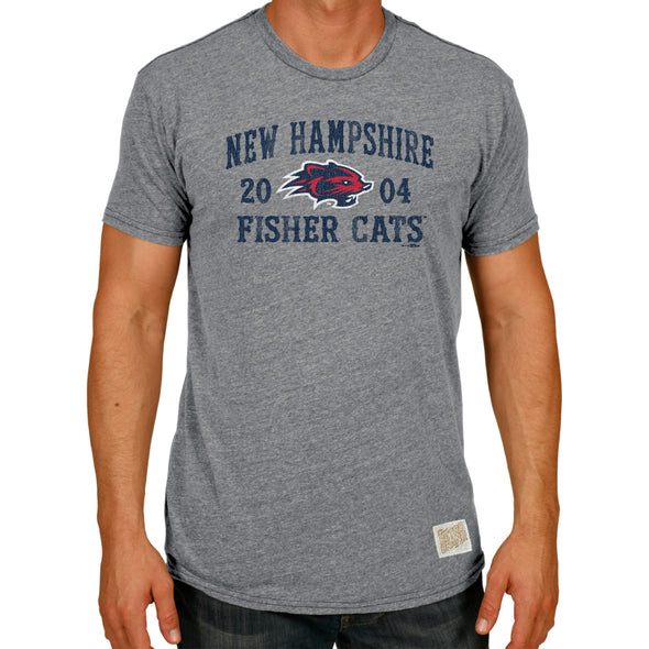 New Hampshire Fisher Cats Blue Cat 04