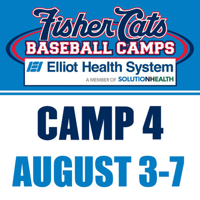 Camp 4: August 3 - 7